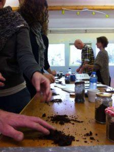 Permacultuur Jaartraining @ Tuinderij de Voedselketen